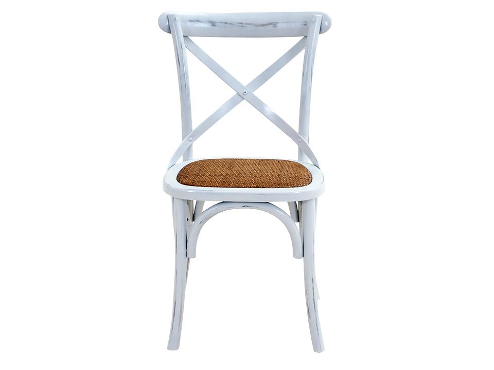Стул BertramОбеденные стулья<br>Классический стул для интерьера в стиле &amp;quot;&amp;quot;кантри&amp;quot;&amp;quot; или &amp;quot;&amp;quot;Прованс&amp;quot;&amp;quot; -- винтажная форма и искуственно состаренная отделка. Скомбинируйте несколько таких стульев разных цветов и на вашей кухне воцарится по-французски легкое настроение.&amp;amp;nbsp;<br><br>Material: Вяз<br>Ширина см: 50<br>Высота см: 88<br>Глубина см: 52
