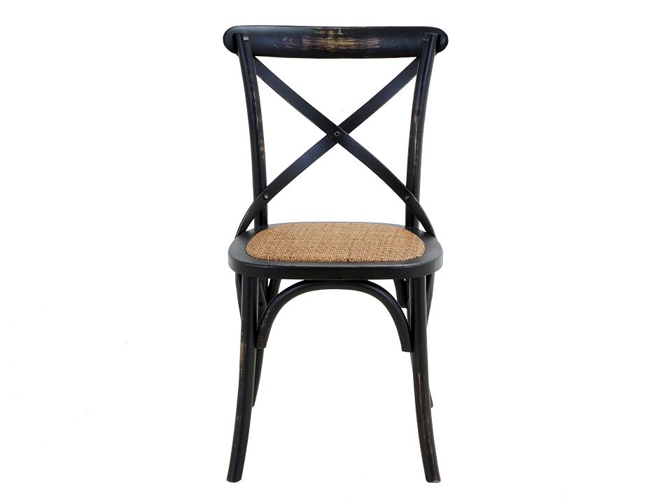 Стул BertramОбеденные стулья<br>Классический стул для интерьера в стиле &amp;quot;&amp;quot;кантри&amp;quot;&amp;quot; или &amp;quot;&amp;quot;Прованс&amp;quot;&amp;quot; -- винтажная форма и искуственно состаренная отделка. Скомбинируйте несколько таких стульев разных цветов и на вашей кухне воцарится по-французски легкое настроение.&amp;amp;nbsp;<br><br>Material: Вяз<br>Width см: 50<br>Depth см: 52<br>Height см: 88