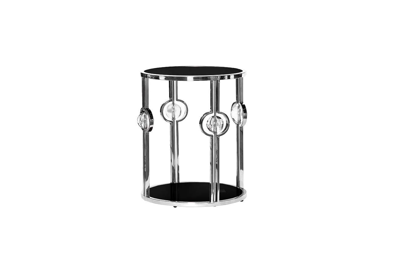 СтолКофейные столики<br><br><br>Material: Металл<br>Height см: 60<br>Diameter см: 60