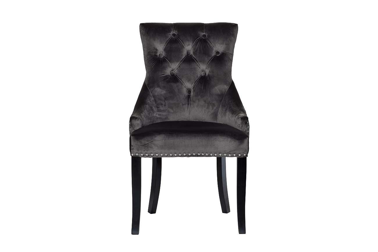 ПолукреслоОбеденные стулья<br><br><br>Material: Велюр<br>Ширина см: 63<br>Высота см: 99<br>Глубина см: 56