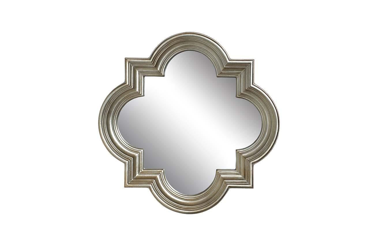 ЗеркалоНастенные зеркала<br><br><br>Material: Полистоун<br>Ширина см: 87<br>Высота см: 87<br>Глубина см: 8