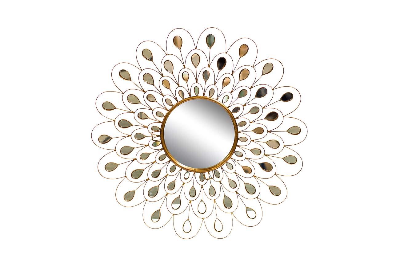 ЗеркалоНастенные зеркала<br><br><br>Material: Металл<br>Diameter см: 89