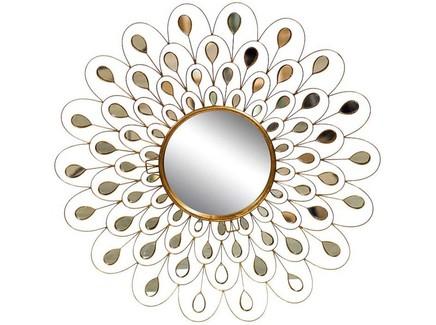 Зеркало (garda decor) золотой