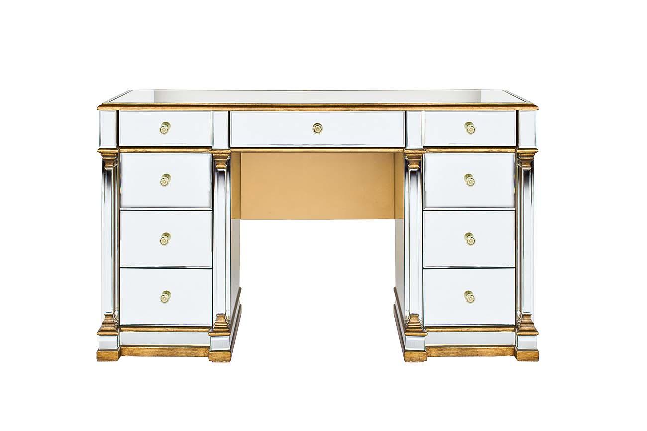 Консоль зеркальнаяПисьменные столы<br><br><br>Material: МДФ<br>Ширина см: 143<br>Высота см: 87<br>Глубина см: 54
