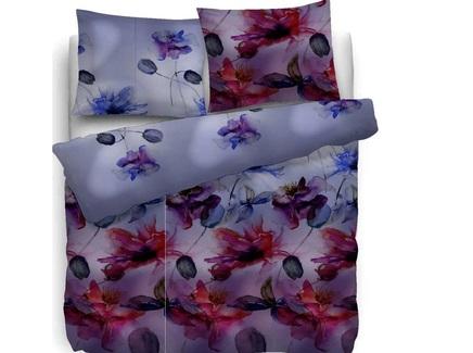 Комплект постельного белья mystic (jan hekkert) фиолетовый 145x215 см.