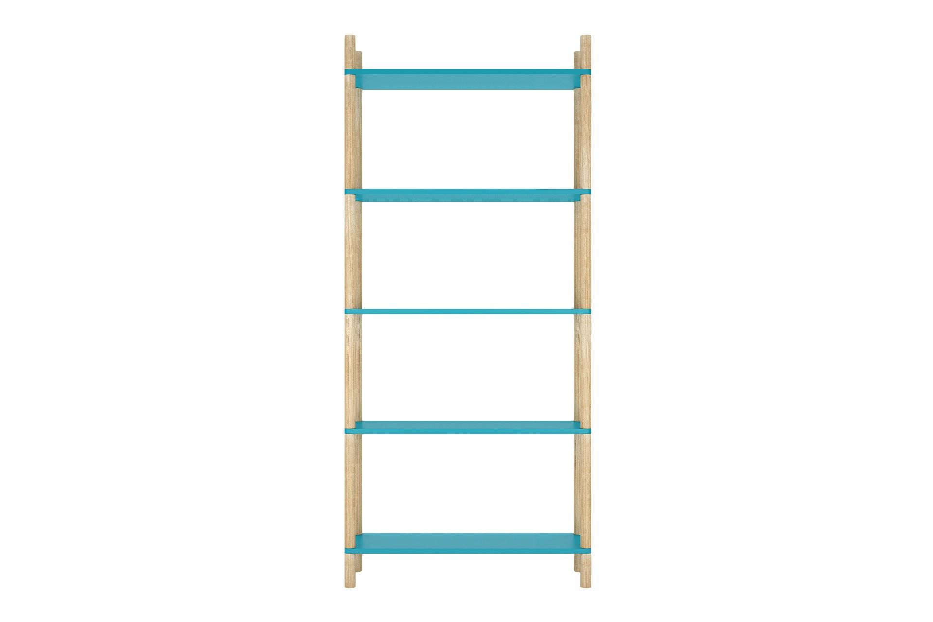 Стеллаж Latitude Saga BlueСтеллажи и этажерки<br>Вдохновитесь лаконичным оформлением стеллажа &amp;quot;Latitude Saga Blue&amp;quot; для создания уникальной системы хранения. Такой, которая будет радовать своим нетривиальным обликом и повышать настроение. Яркий синий цвет и возможность сборки в различных конфигурациях помогут вам воплотить в жизнь свои идеи.&amp;amp;nbsp;&amp;amp;nbsp;&amp;lt;div&amp;gt;&amp;lt;span style=&amp;quot;line-height: 1.78571;&amp;quot;&amp;gt;.&amp;amp;nbsp;&amp;lt;/span&amp;gt;&amp;lt;br&amp;gt;&amp;lt;/div&amp;gt;&amp;lt;div&amp;gt;Материал: полки - крашеный шпонированный МДФ; ножки - натуральный ясень, матовый лак.&amp;amp;nbsp;&amp;amp;nbsp;&amp;lt;/div&amp;gt;&amp;lt;div&amp;gt;Возможно изготовление по индивидуальным размерам (стоимость уточняется).&amp;lt;/div&amp;gt;<br><br>Material: МДФ<br>Ширина см: 100<br>Высота см: 223<br>Глубина см: 35
