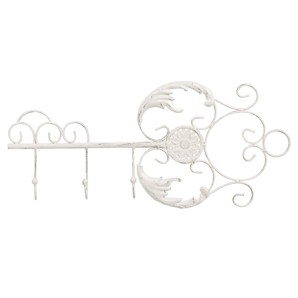 Вешалка «Аваланж»Вешалки<br>Вешалка - непременный инструмент многих домашних помещений. Особенно ценны дизайны, актуальные для любых апартаментов. В прихожей вешалка &amp;quot;Аваланж&amp;quot; необходима для головных уборов, зонтиков, галантерейных принадлежностей, сумок и ключей. Причем, в качестве ключницы эта форма и забавна, и символична. На кухне и ванной комнате особенно желанным окажется её белый цвет. Металлические вешалки удобны в креплении, надежны, долговечны и неприхотливы в уходе.<br>&amp;lt;div&amp;gt;&amp;lt;br&amp;gt;&amp;lt;/div&amp;gt;<br>&amp;lt;iframe width=&amp;quot;530&amp;quot; height=&amp;quot;315&amp;quot; src=&amp;quot;https://www.youtube.com/embed/CPT6ERkaX1Y&amp;quot; frameborder=&amp;quot;0&amp;quot; allowfullscreen=&amp;quot;&amp;quot;&amp;gt;&amp;lt;/iframe&amp;gt;<br><br>Material: Металл<br>Width см: 52<br>Depth см: 4<br>Height см: 23