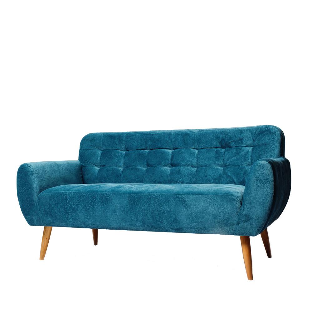 Диван CocoonДвухместные диваны<br>Современный удобный диван Coccon прекрасно впишется в интерьер любого помещения и внесет в него особую изюминку.<br><br>Material: Текстиль<br>Length см: None<br>Width см: 156<br>Depth см: 75<br>Height см: 82<br>Diameter см: None