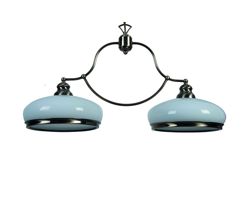 Подвесной светильникПодвесные светильники<br>&amp;lt;div&amp;gt;Вид цоколя: E27&amp;lt;/div&amp;gt;&amp;lt;div&amp;gt;Мощность: 60W&amp;lt;/div&amp;gt;&amp;lt;div&amp;gt;Количество ламп: 2&amp;lt;/div&amp;gt;&amp;lt;div&amp;gt;&amp;lt;br&amp;gt;&amp;lt;/div&amp;gt;&amp;lt;div&amp;gt;Материал: Металл, стекло&amp;lt;br&amp;gt;&amp;lt;/div&amp;gt;<br><br>Material: Стекло<br>Height см: 45<br>Diameter см: 30