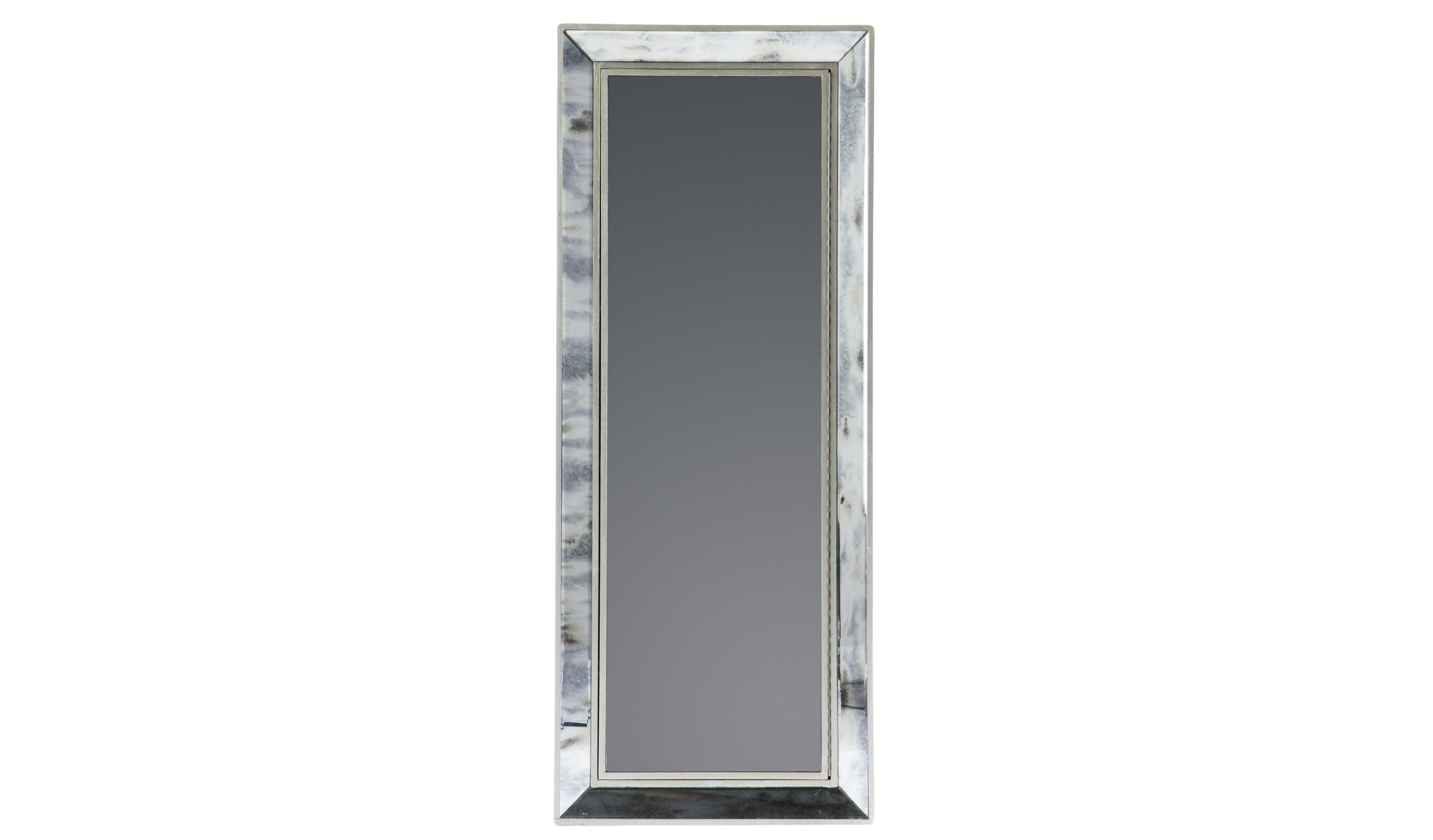 ЗеркалоНастенные зеркала<br>Подвесной шкафчик с зеркалом на дверце, внутри полочки и крючки. Красивый и функциональный аксессуар для Вашего интерьера!<br><br>Material: Стекло<br>Width см: 62<br>Depth см: 13<br>Height см: 153