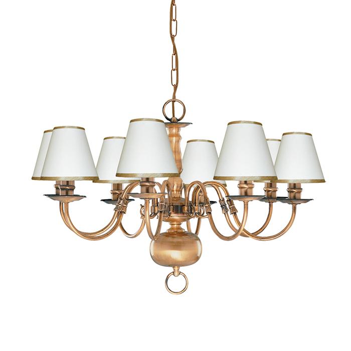 Светильник подвеснойЛюстры подвесные<br><br><br>Material: Латунь<br>Высота см: 45