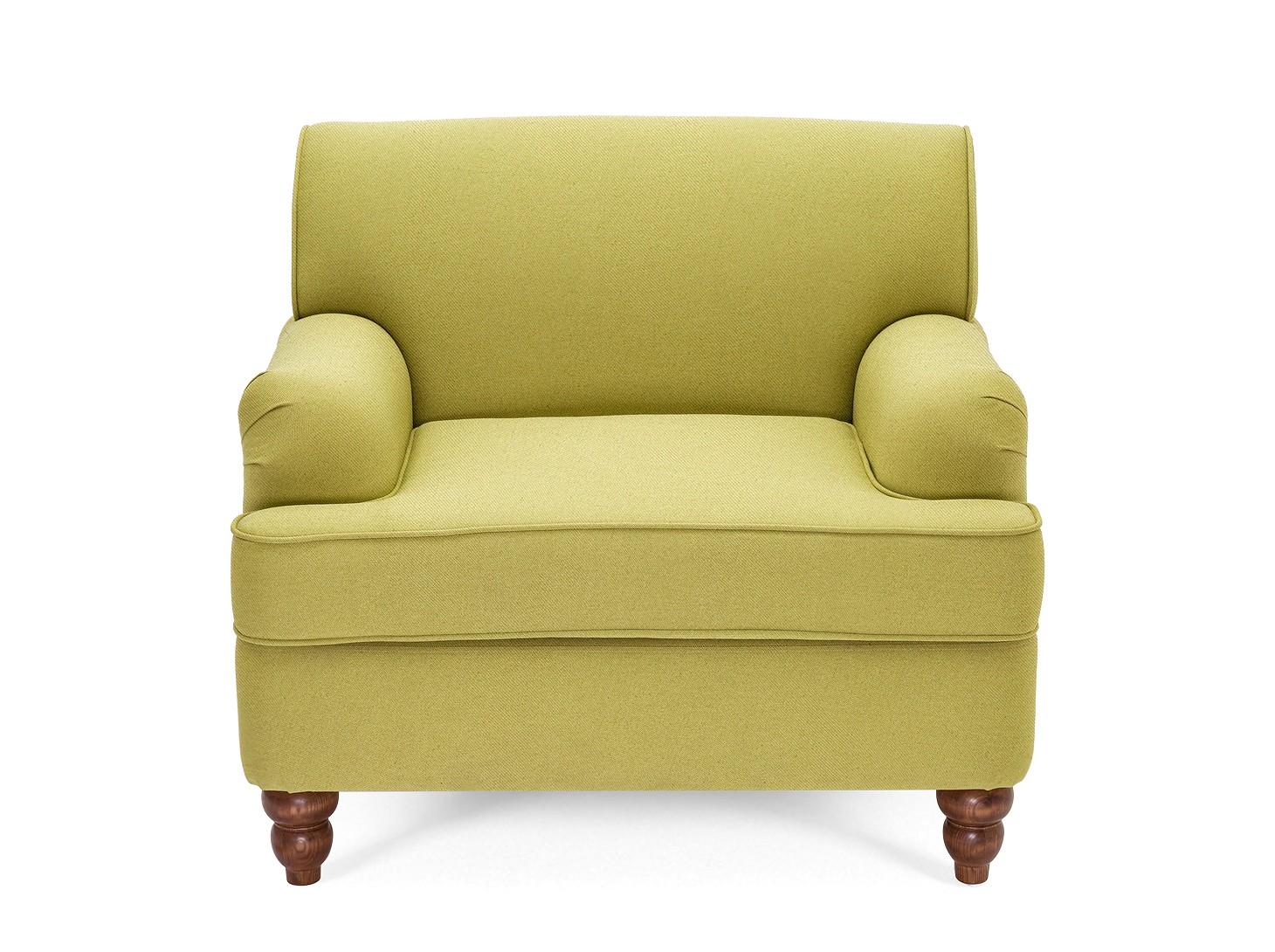 Кресло OneИнтерьерные кресла<br>В коллекции MyFurnish One мы собрали мебель, подходящую для любого интерьера. Первое кресло выдержано на грани традиционного и современного, практичного и красивого. Формы сочетают прованский стиль со скандинавскими элементами. Надежная обивочная ткань дополнена изящными ножками из массива дерева, которые выступают акцентом. А миниатюрные подлокотники обрамляют мягкое сидение, в котором будет приятно провести не один час. Предмет уместен и как дополнение к уже созданному дизайнерскому решению и как первый опыт в мире элегантной мебели.&amp;lt;div&amp;gt;&amp;lt;b style=&amp;quot;line-height: 1.78571;&amp;quot;&amp;gt;Каркас и ножки:&amp;lt;/b&amp;gt;&amp;lt;span style=&amp;quot;line-height: 1.78571;&amp;quot;&amp;gt; массив сосны и березы, фанера.&amp;lt;/span&amp;gt;&amp;lt;/div&amp;gt;&amp;lt;div&amp;gt;&amp;lt;b style=&amp;quot;line-height: 1.78571;&amp;quot;&amp;gt;Сиденье и спинка:&amp;lt;/b&amp;gt;&amp;lt;span style=&amp;quot;line-height: 1.78571;&amp;quot;&amp;gt; пружины Nosag, ремни, высокоэластичный ППУ&amp;lt;/span&amp;gt;&amp;lt;/div&amp;gt;&amp;lt;div&amp;gt;&amp;lt;b style=&amp;quot;line-height: 1.78571;&amp;quot;&amp;gt;Обивка:&amp;lt;/b&amp;gt;&amp;lt;span style=&amp;quot;line-height: 1.78571;&amp;quot;&amp;gt;&amp;amp;nbsp;Немнущаяся, устойчивая к стиранию упругая ткань Paris. 25 натуральных оттенков.&amp;lt;/span&amp;gt;&amp;lt;/div&amp;gt;&amp;lt;div&amp;gt;&amp;lt;b style=&amp;quot;line-height: 1.78571;&amp;quot;&amp;gt;The Furnish&amp;lt;/b&amp;gt;&amp;lt;span style=&amp;quot;line-height: 1.78571;&amp;quot;&amp;gt; предоставляет покупателю гарантию качества, действующую в течение 12 календарных месяцев со дня получения.&amp;lt;/span&amp;gt;&amp;lt;/div&amp;gt;&amp;lt;div&amp;gt;Цвет на фото предоставлен в палитре: салатовый - 80&amp;lt;br&amp;gt;&amp;lt;/div&amp;gt;&amp;lt;div&amp;gt;&amp;lt;br&amp;gt;&amp;lt;/div&amp;gt;&amp;lt;div&amp;gt;&amp;lt;br&amp;gt;&amp;lt;/div&amp;gt;<br><br>Material: Текстиль<br>Length 