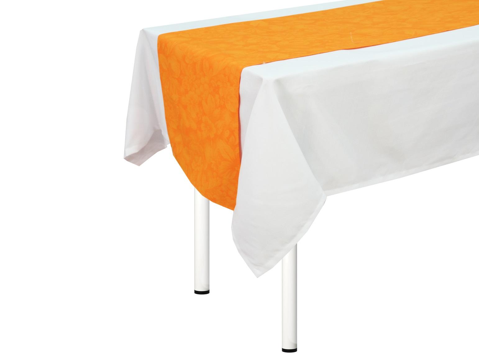 Дорожка на стол Lorret GaudyСкатерти<br>Скатерть узкая на стол. Подойдет для романтического стиля и настроения. Яркий дизайн. Ткань прочная ,износоустойчивая.<br><br>Material: Хлопок<br>Length см: None<br>Width см: 170<br>Height см: 40