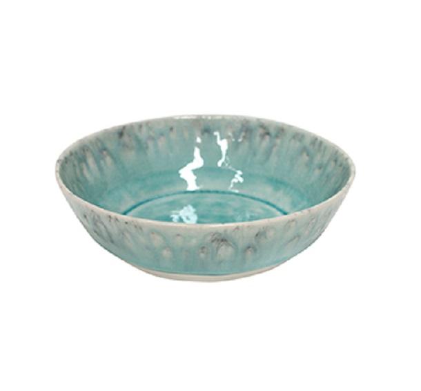 ЧашаДекоративные чаши<br>Costa Nova (Португалия) – керамическая посуда из самого сердца Португалии. Она максимально эстетична и функциональна. Керамическая посуда Costa Nova абсолютно устойчива к мытью, даже в посудомоечной машине, ее вполне можно использовать для замораживания продуктов и в микроволновой печи, при этом можно не бояться повредить эту великолепную глазурь и свежие краски. Такую посуду легко мыть, при ее очистке можно использовать металлические губки – и все это благодаря прочному глазурованному покрытию.<br><br>Material: Керамика<br>Diameter см: 19