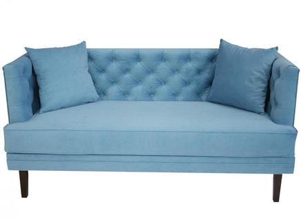 Диван мессино (modern classic) голубой 160.0x80.0x65.0 см.