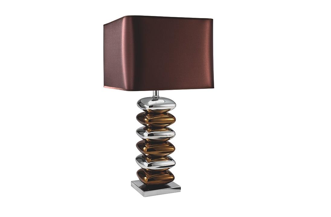 Настольная лампа (2шт)Декоративные лампы<br><br><br>Material: Металл<br>Width см: 35<br>Depth см: 35<br>Height см: 66