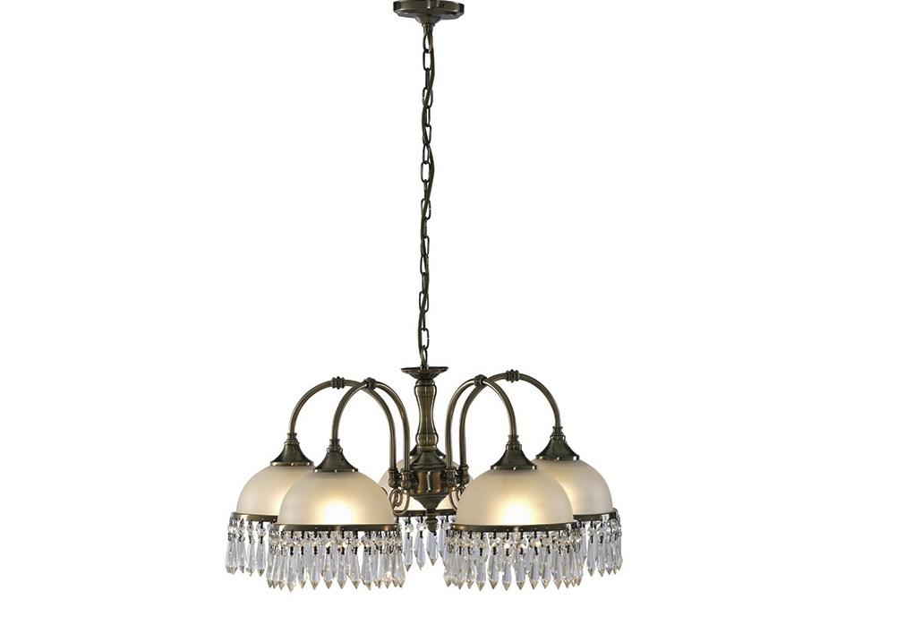 Светильник подвеснойЛюстры подвесные<br><br><br>Material: Металл<br>Height см: 33<br>Diameter см: 60