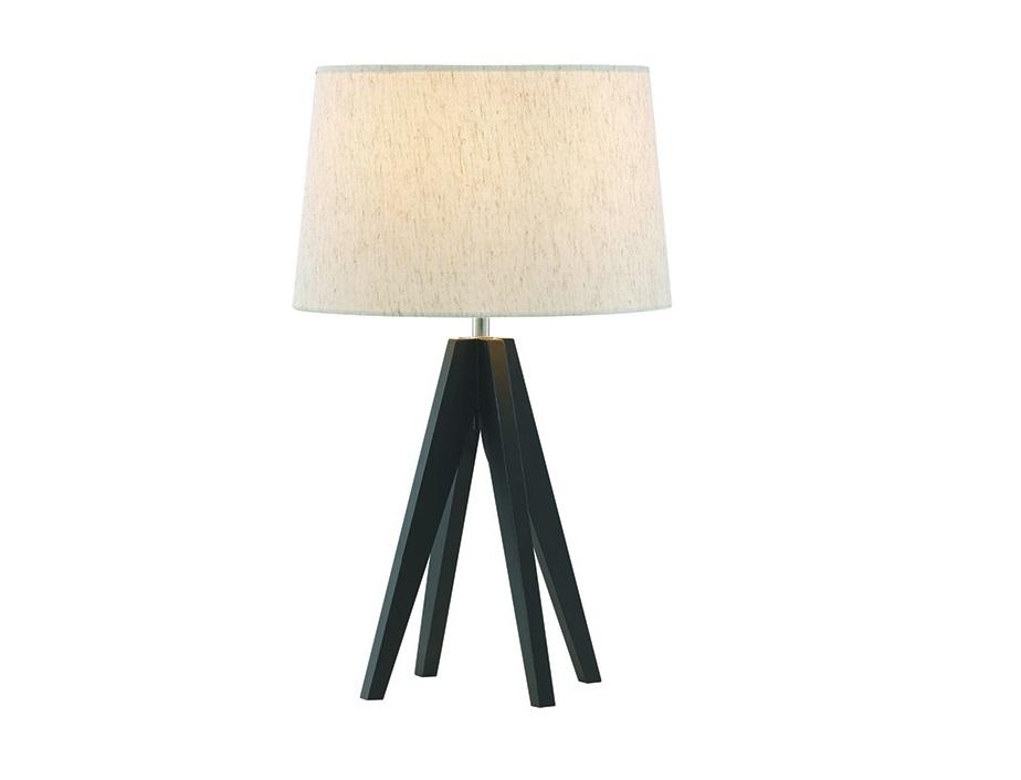 Настольная лампаДекоративные лампы<br><br><br>Material: Дерево<br>Height см: 53<br>Diameter см: 32