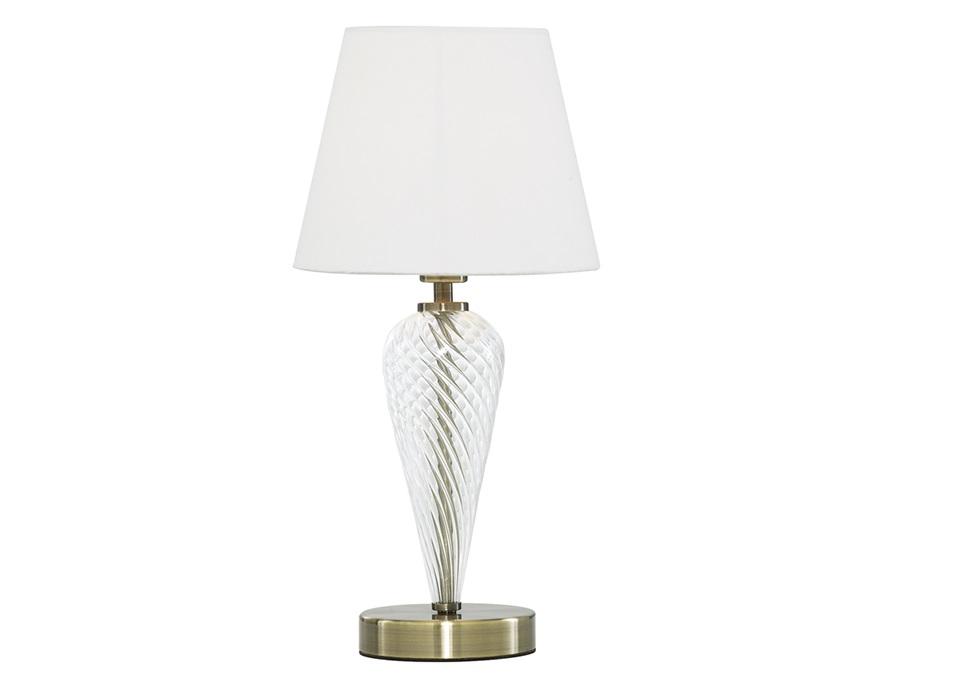 Настольная лампаДекоративные лампы<br>&amp;lt;div&amp;gt;Цоколь: E27&amp;lt;/div&amp;gt;&amp;lt;div&amp;gt;Мощность: 60W&amp;lt;/div&amp;gt;&amp;lt;div&amp;gt;Количество ламп: 1&amp;lt;/div&amp;gt;<br><br>Material: Стекло<br>Height см: 41<br>Diameter см: 16