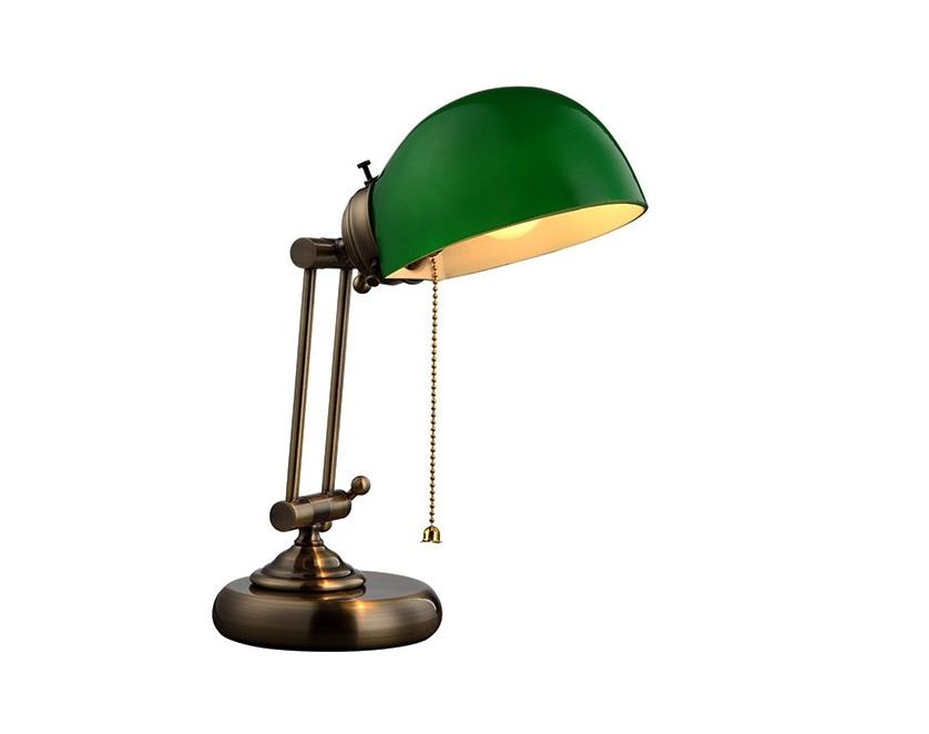 Настольная лампаНастольные лампы<br>&amp;lt;div&amp;gt;Цоколь: E27&amp;lt;/div&amp;gt;&amp;lt;div&amp;gt;Мощность: 60W&amp;lt;/div&amp;gt;&amp;lt;div&amp;gt;Количество ламп: 1&amp;lt;/div&amp;gt;<br><br>Material: Металл<br>Height см: 41<br>Diameter см: 20
