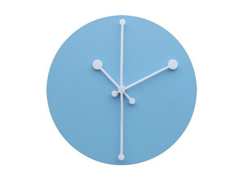 Часы настенные dottyНастенные часы<br>Оригинальные настенные часы с циферблатом из нержавеющей стали.<br>В дизайне этих часов художница Аби Алис воплотила свое пристрастие к ровным геометрическим формам. Минималистичный круглый циферблат, необычные стрелки и контрастная цветовая гамма — такие часы станут ярким и стильным дополнением для интерьере гостиной, кухни или же офиса.&amp;amp;nbsp;&amp;lt;div&amp;gt;&amp;lt;br&amp;gt;&amp;lt;/div&amp;gt;&amp;lt;div&amp;gt;Материал: нержавеющая сталь, окрашенная эпоксидной смолой.&amp;amp;nbsp;&amp;lt;/div&amp;gt;&amp;lt;div&amp;gt;Кварцевый механизм.&amp;lt;/div&amp;gt;<br><br>Material: Сталь<br>Depth см: 4<br>Diameter см: 20