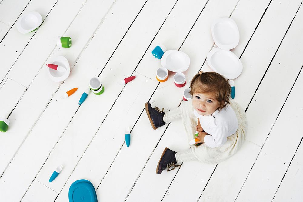 Набор столовых приборов детский от The Furnish