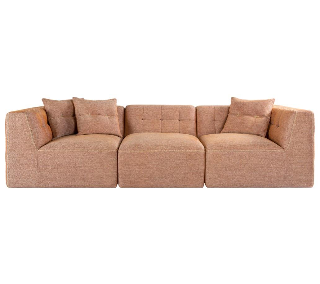 ДиванТрехместные диваны<br><br><br>Material: Текстиль<br>Ширина см: 287<br>Высота см: 76<br>Глубина см: 103