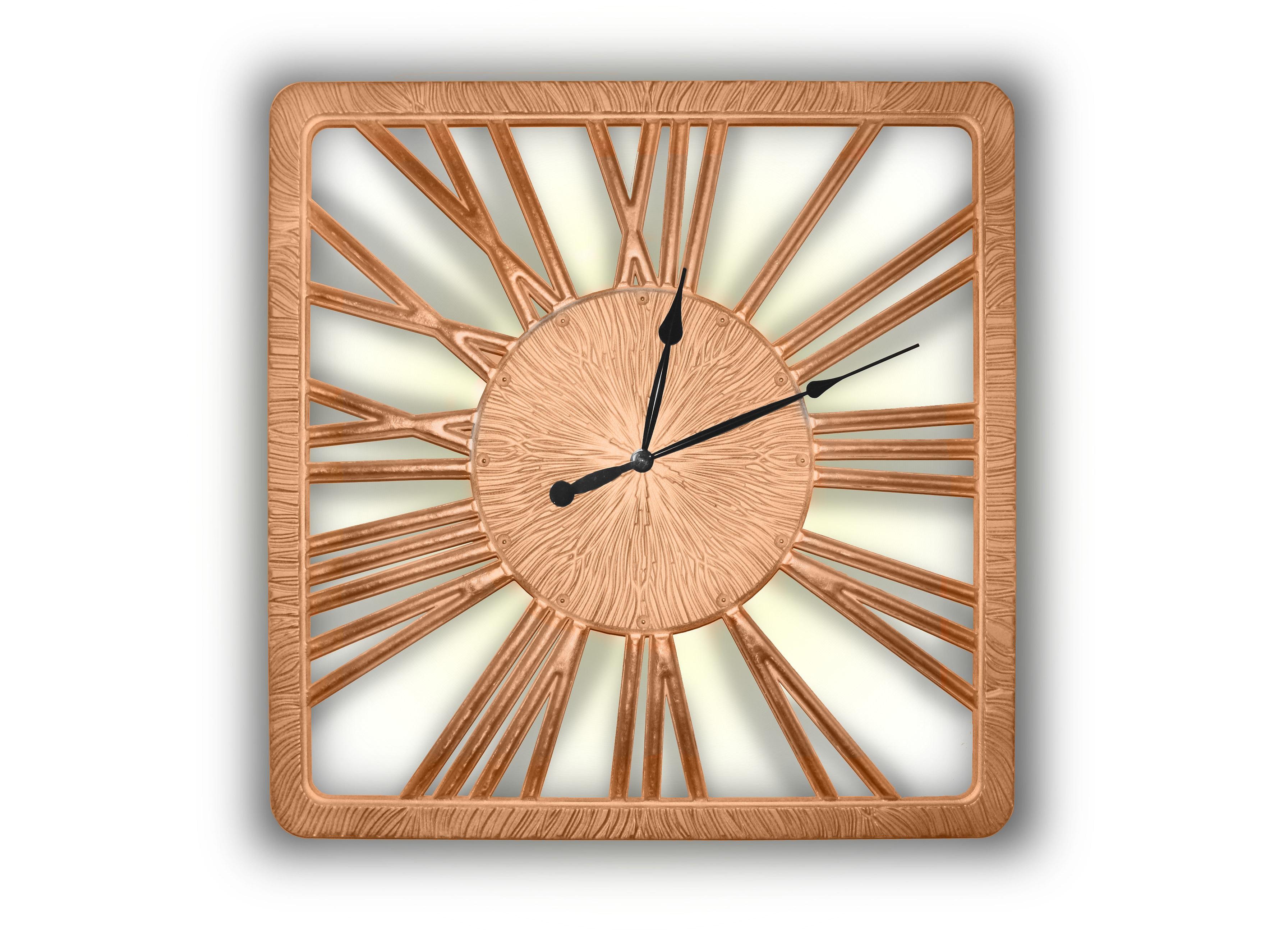 Часы TWINKLE NEWНастенные часы<br>Бег времени непрерывен. Можно ли ощутить, как одна минута переходит в другую? <br>Можно ли предсказать, что открывают нам движущиеся по кругу стрелки часов? <br>Светящиеся прорезные силуэты цифр помогают понять, что лучшее еще впереди. <br>Данный вариант представлен в цвете матовая бронза с покрытыми поталью цифрами.&amp;lt;div&amp;gt;&amp;lt;br&amp;gt;&amp;lt;/div&amp;gt;&amp;lt;div&amp;gt;Тип механизма:&amp;amp;nbsp;кварцевый&amp;lt;/div&amp;gt;<br><br>Material: Дерево<br>Length см: None<br>Width см: 90<br>Depth см: 0.8<br>Height см: 90<br>Diameter см: None