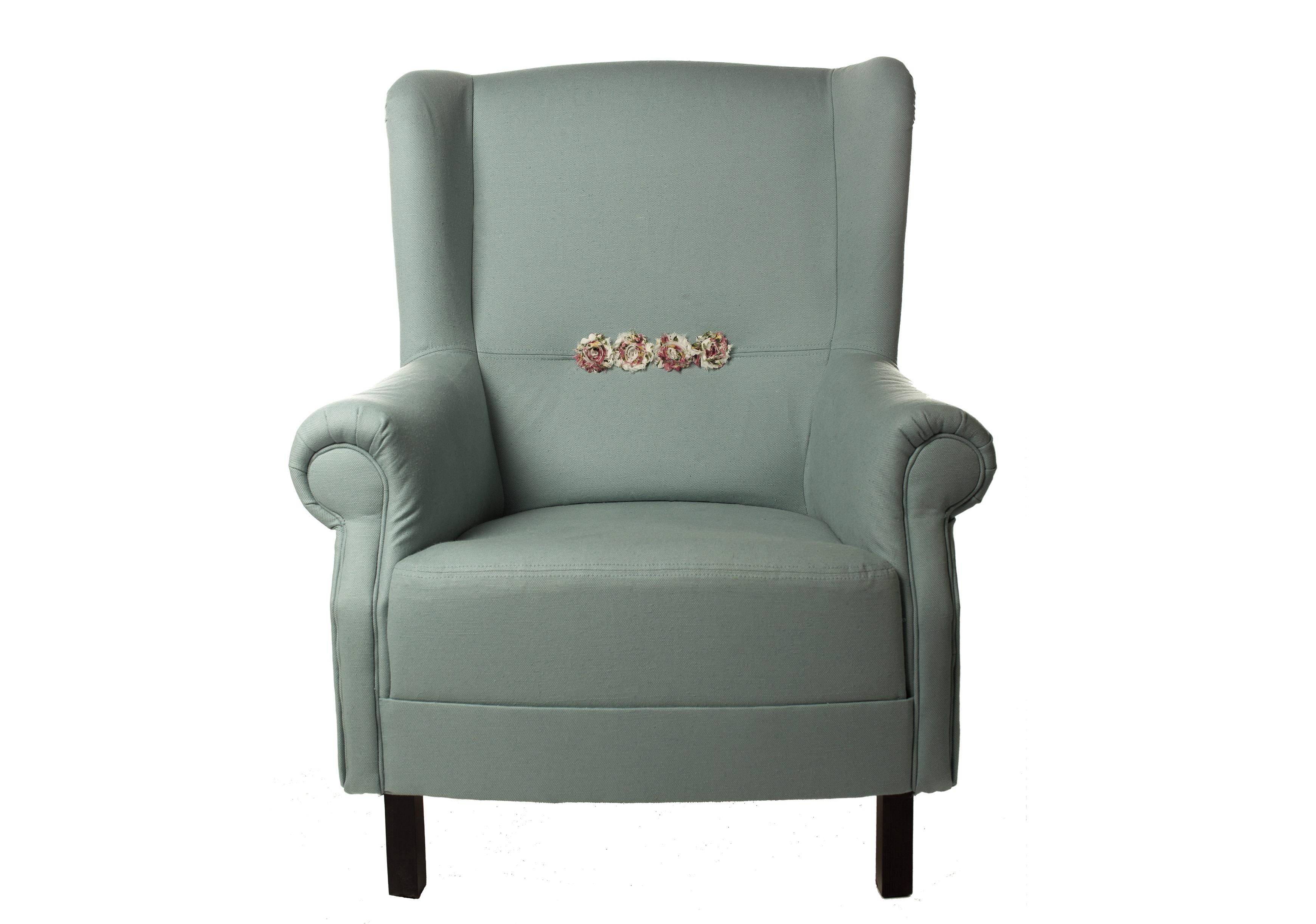 """Кресло """"Цветы Прованса"""""""