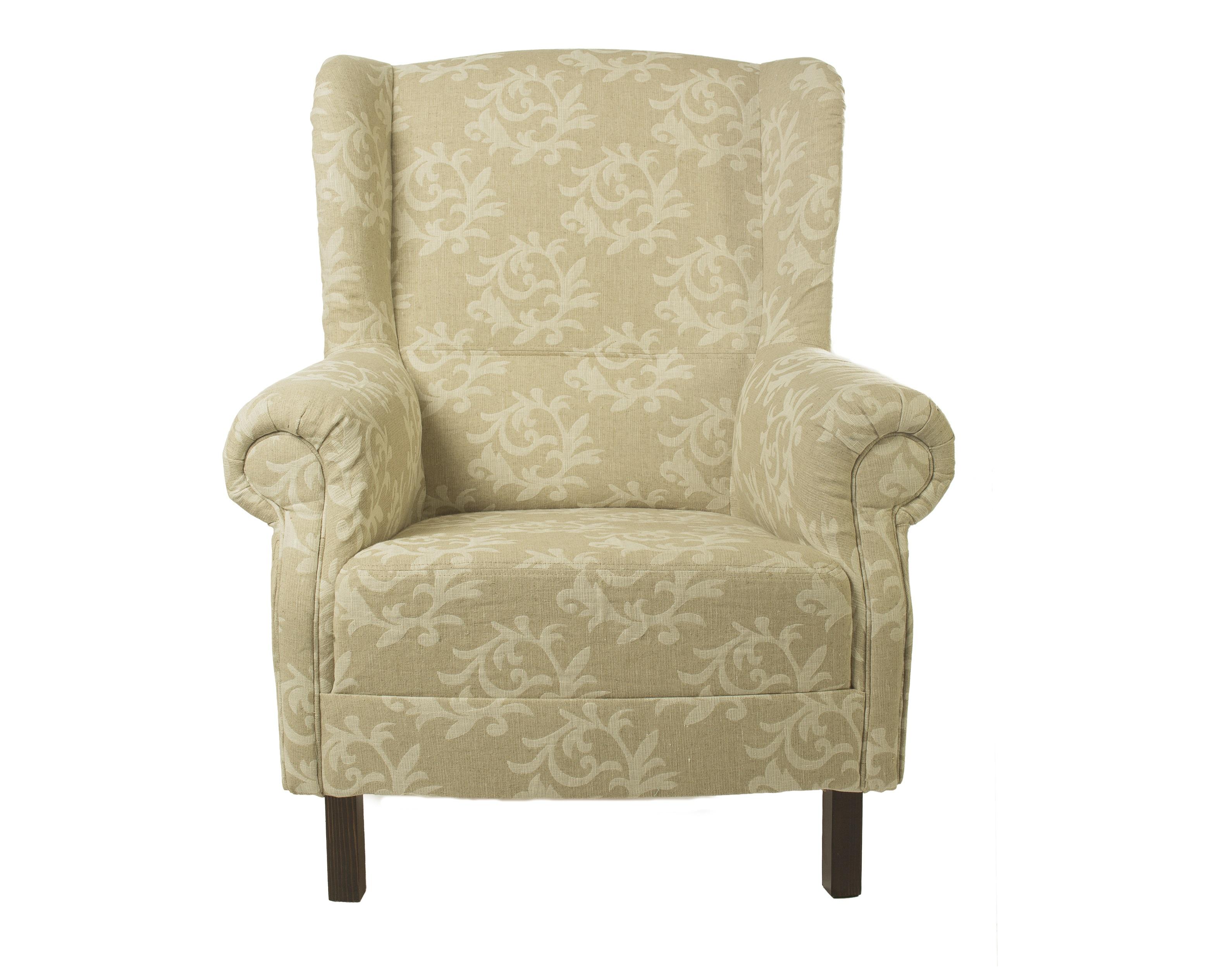 Кресло с орнаментом