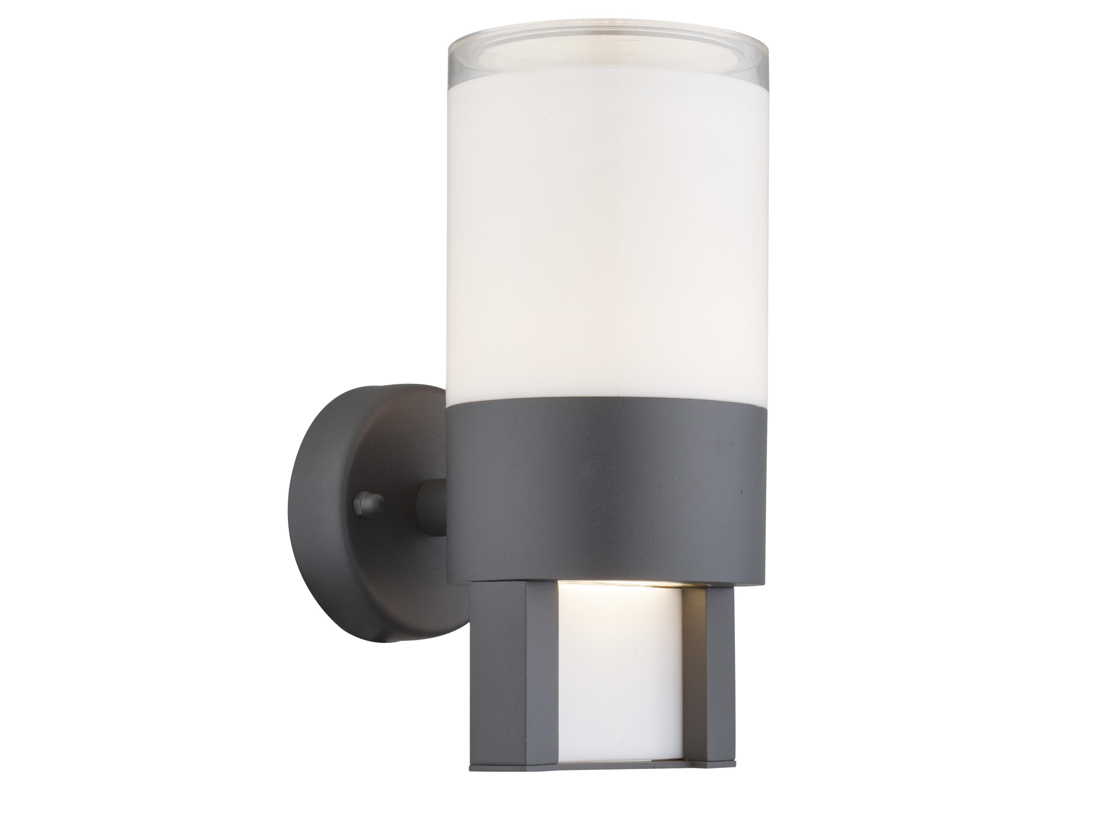 Светильник уличныйУличные настенные светильники<br>&amp;lt;div&amp;gt;Вид цоколя: LED&amp;lt;/div&amp;gt;&amp;lt;div&amp;gt;Мощность: 12W&amp;lt;/div&amp;gt;&amp;lt;div&amp;gt;Количество ламп: 1&amp;lt;/div&amp;gt;&amp;lt;div&amp;gt;&amp;lt;br&amp;gt;&amp;lt;/div&amp;gt;&amp;lt;div&amp;gt;Материал: металл, стекло&amp;lt;/div&amp;gt;<br><br>Material: Металл<br>Height см: 22,5<br>Diameter см: 10