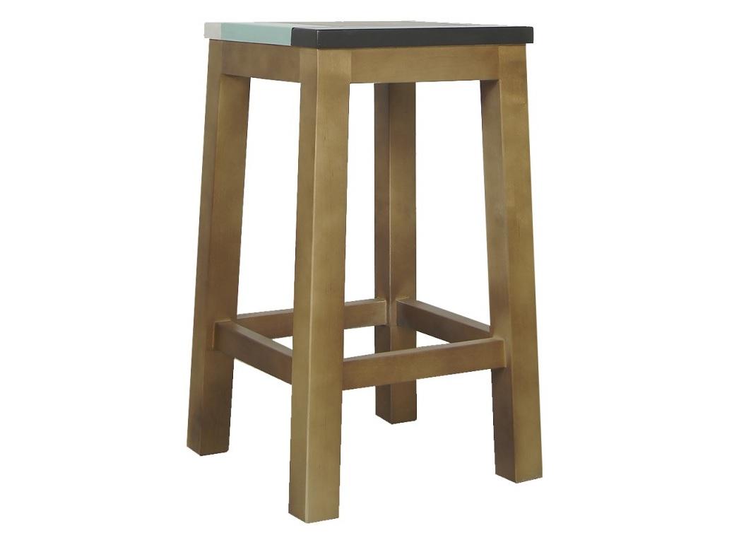 Табурет AquarelleБарные стулья<br><br><br>Material: Береза<br>Ширина см: 35<br>Высота см: 45<br>Глубина см: 35
