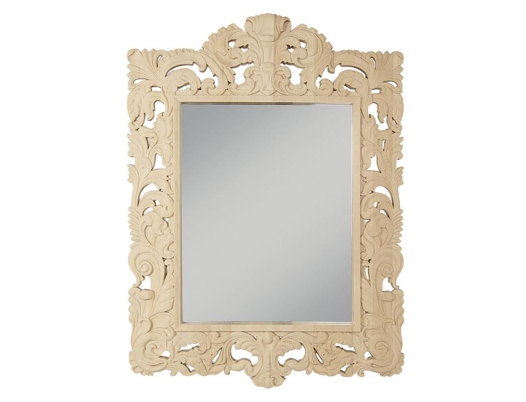 Зеркало CamillaНастенные зеркала<br><br><br>Material: Бук<br>Ширина см: 58<br>Высота см: 77