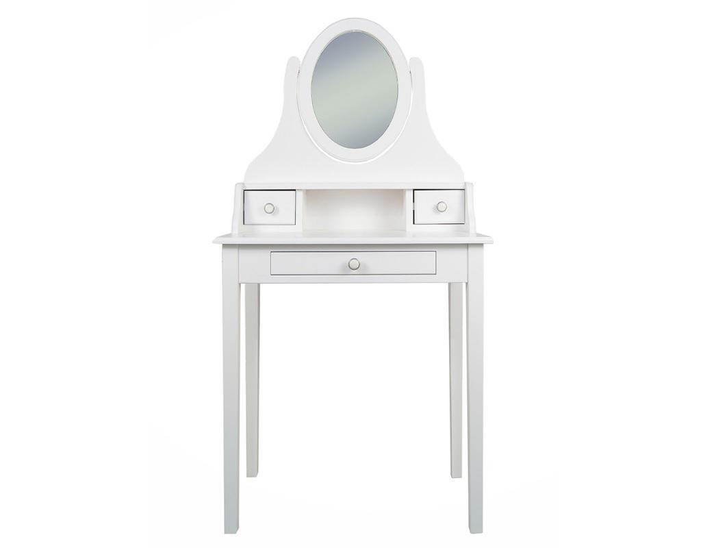Туалетный столик с зеркалом AdelinaТуалетные столики<br><br><br>Material: Береза<br>Width см: 70<br>Depth см: 40<br>Height см: 136
