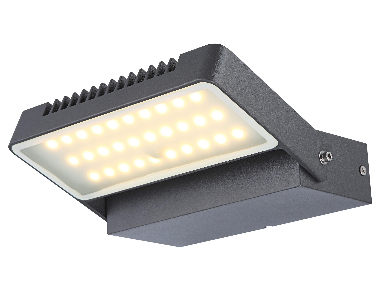 Светильник уличный настенныйУличные настенные светильники<br>&amp;lt;div&amp;gt;&amp;lt;div&amp;gt;Вид цоколя: LED&amp;lt;/div&amp;gt;&amp;lt;div&amp;gt;Мощность лампы: 10,3W&amp;lt;/div&amp;gt;&amp;lt;div&amp;gt;Количество ламп: 1&amp;lt;/div&amp;gt;&amp;lt;/div&amp;gt;<br><br>Material: Металл<br>Ширина см: 21<br>Высота см: 8<br>Глубина см: 21