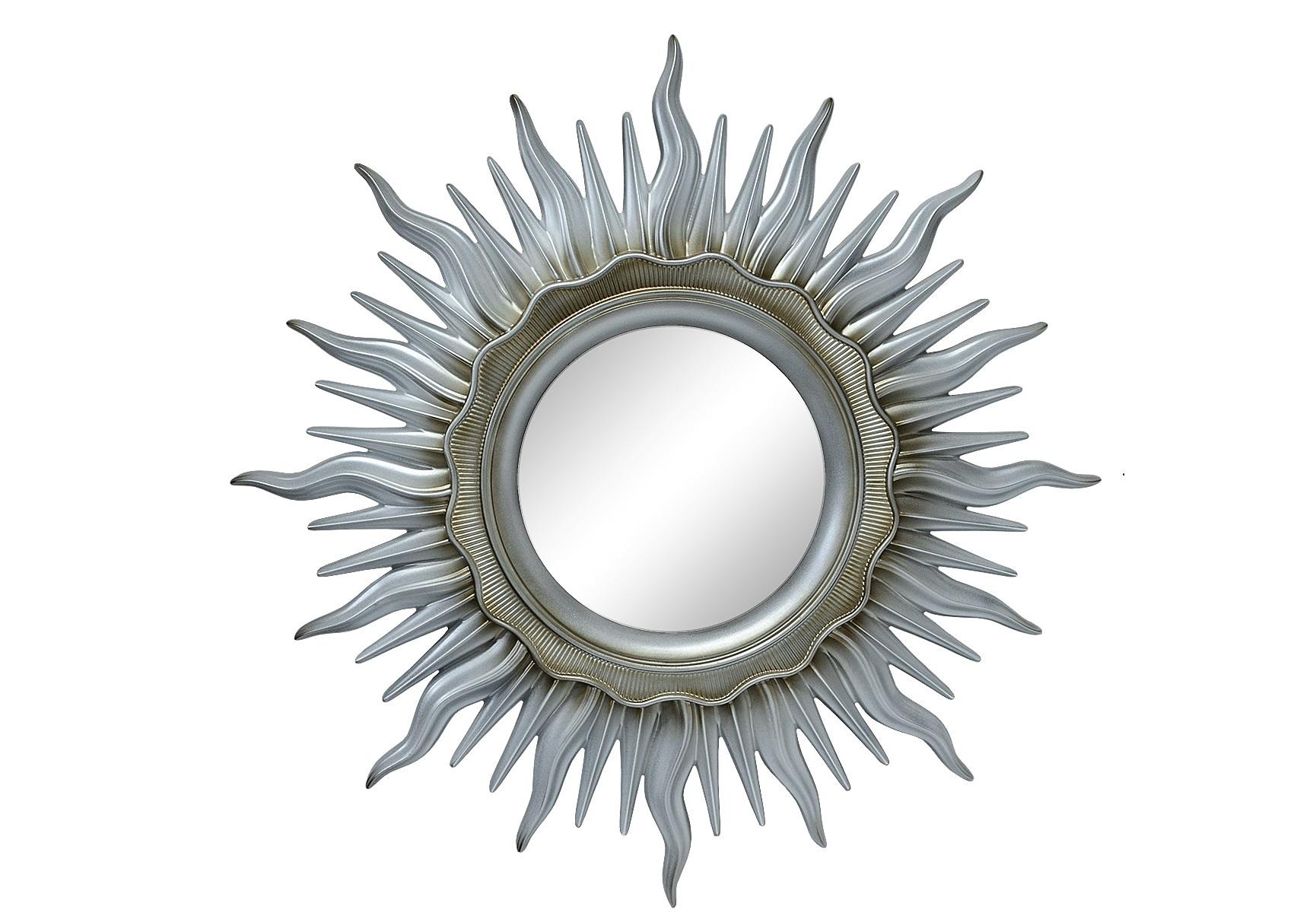 Зеркало АстроНастенные зеркала<br>&amp;lt;div&amp;gt;&amp;lt;div style=&amp;quot;line-height: 24.9999px;&amp;quot;&amp;gt;Мимо зеркала-солнца не пройти мимо. Так и тянет взглянуть на себя в окружении сверкающих лучей. Сияющая рама изготовлена из мебельного пенополиуретана, патинированного и окрашенного в серебряный цвет. Этот материал твердый и прочный, поэтому о хрупкости конструкции не стоит волноваться. Он не боится воды и пара, поэтому такое зеркало можно повесить в ванной комнате.&amp;lt;/div&amp;gt;&amp;lt;div style=&amp;quot;line-height: 24.9999px;&amp;quot;&amp;gt;&amp;lt;br&amp;gt;&amp;lt;/div&amp;gt;&amp;lt;div style=&amp;quot;line-height: 24.9999px;&amp;quot;&amp;gt;Материал: мебельный композит.&amp;lt;/div&amp;gt;&amp;lt;/div&amp;gt;<br><br>Material: Полиуретан<br>Глубина см: 4