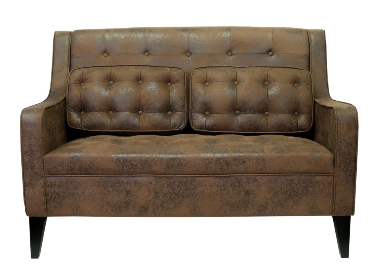 Mak-interior диван hublon коричневый  54496/7