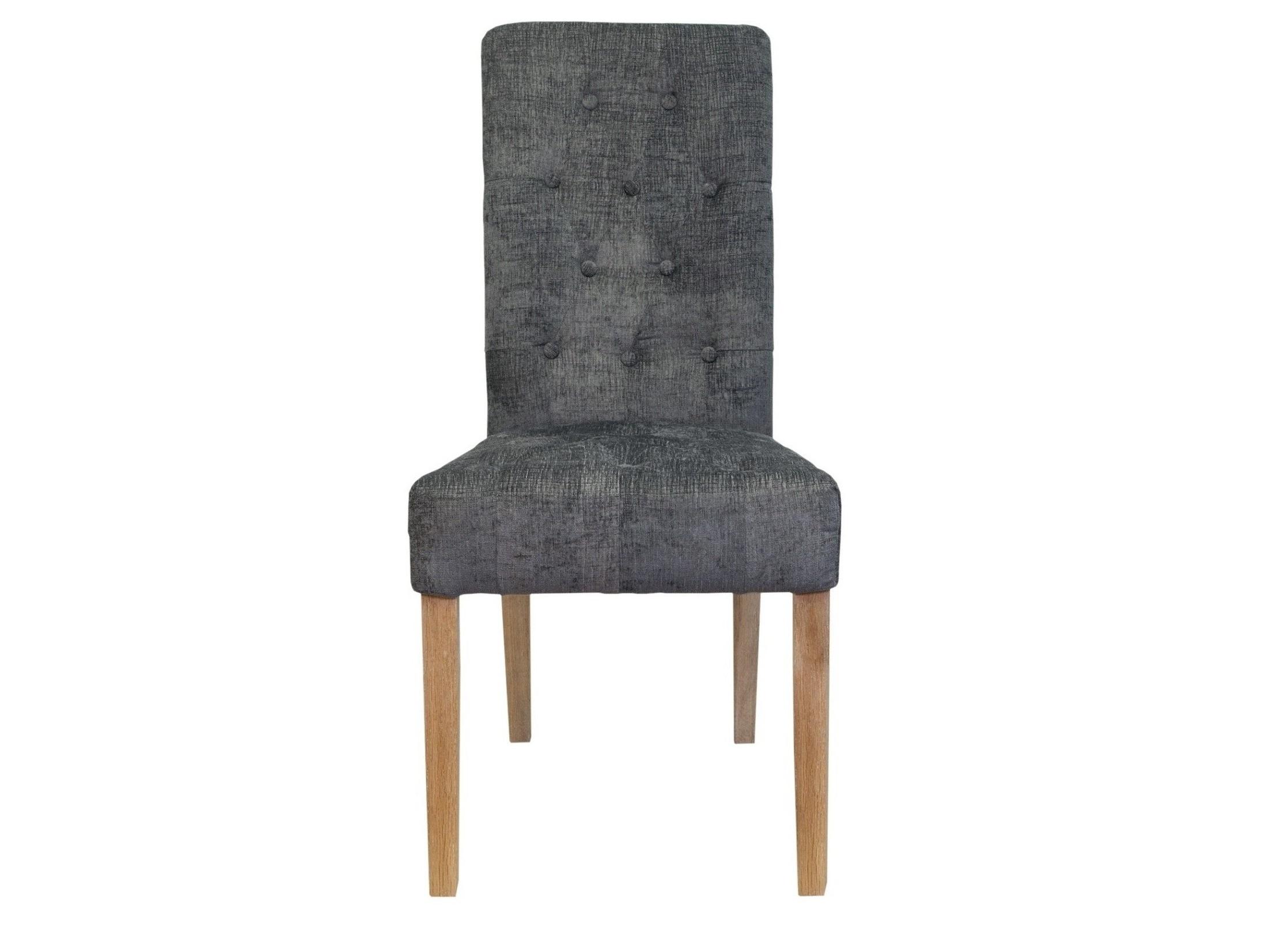 Стул OstinОбеденные стулья<br>Лаконичный и удобный стул Ostin выполнен из натурального дерева и прочной тканевой обивки. Высокая,мягкая спинка стула украшена классической ромбовидной стежкой. Такой стул удачно впишется в столовую зону домашних интерьеров, а также станет удачным приобретением для ресторанов и кафе.<br><br>Material: Дерево<br>Width см: 47<br>Depth см: 58<br>Height см: 100
