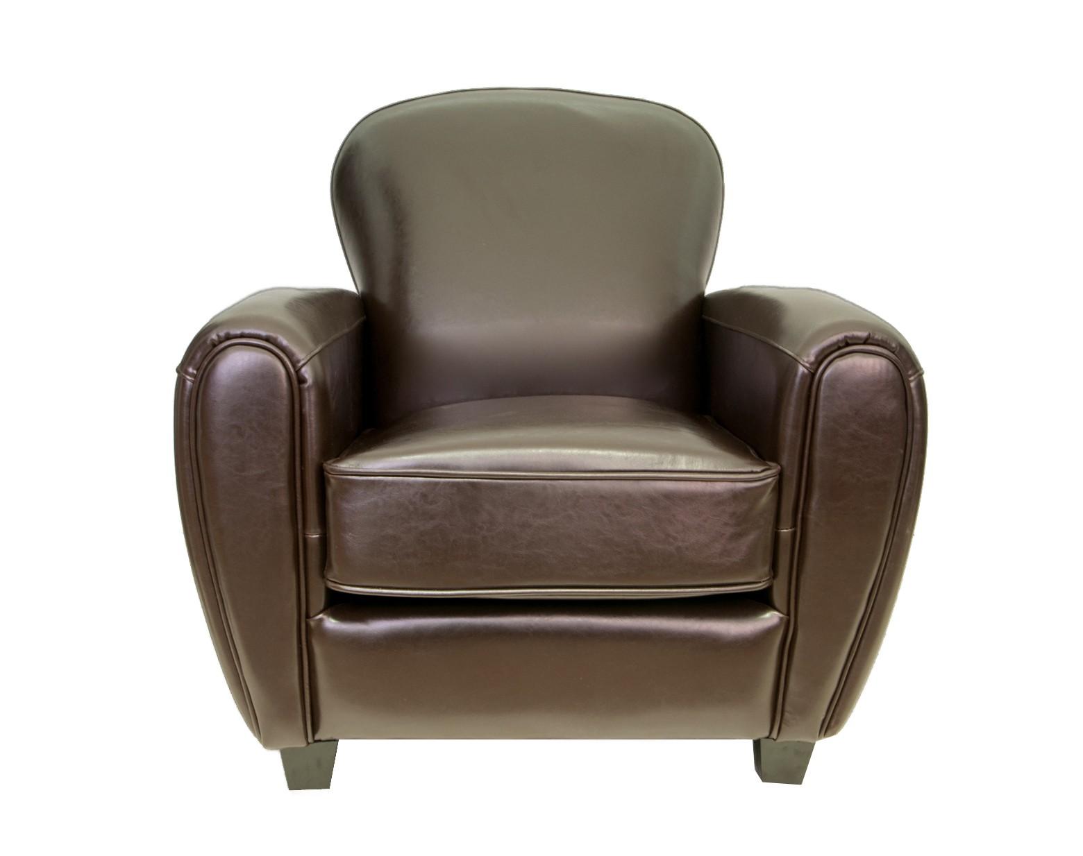 Кресло FlogКожаные кресла<br>Это лаконичное и сдержанное кожаное кресло прекрасно впишется в интерьер гостиной или кабинета. В таком кресле удобно и отдыхать, и работать. Благодаря своей пышной форме вы всегда сможете почувствовать себя в нем расслабленно&amp;amp;nbsp;<br><br>Material: Кожа<br>Width см: 84<br>Depth см: 86<br>Height см: 87
