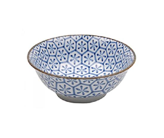 ЧашаМиски и чаши<br>TOKYO – ведущая компания по производству посуды из фарфора и керамики. Особый дизайн и качественное исполнение делают ее востребованной и узнаваемой во всем мире.<br><br>Material: Фарфор<br>Diameter см: 20,5