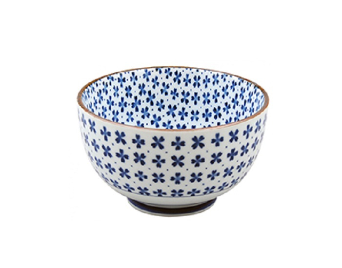 ЧашаМиски и чаши<br>TOKYO – ведущая компания по производству посуды из фарфора и керамики. Особый дизайн и качественное исполнение делают ее востребованной и узнаваемой во всем мире.<br><br>Material: Фарфор<br>Diameter см: 12,7