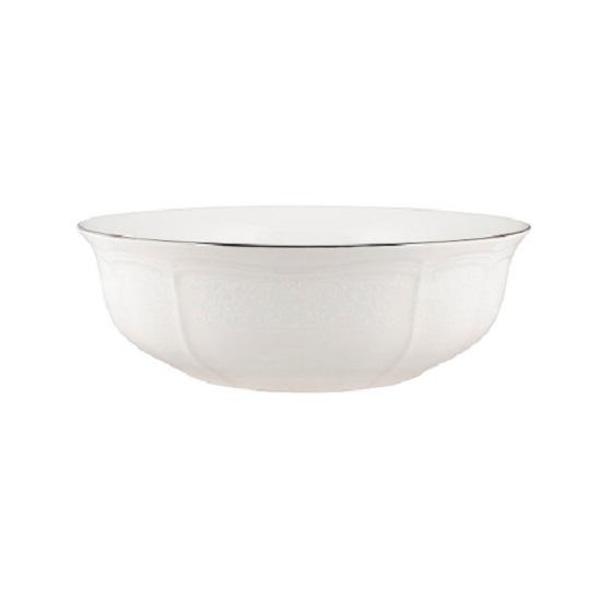 ЧашаЧаши<br>MIKASA по праву считается одним из мировых лидеров по производству столовой посуды из фарфора и керамики. На протяжении более полувека категории качества и дизайна являются неотъемлемой частью бренда MIKASA. Сегодня MIKASA сотрудничает со многими известными дизайнерами, работающими для лучших фабрик мира, и использует самые передовые технологии в производстве посуды. Все продукты бренда  MIKASA безупречны с точки зрения дизайна и исполнения. Благодаря огромному стилистическому разнообразию каждый может выбр<br><br>Material: Фарфор<br>Diameter см: 24