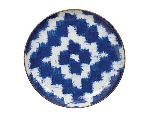ТарелкаДекоративные тарелки<br>TOKYO – ведущая компания по производству посуды из фарфора и керамики. Особый дизайн и качественное исполнение делают ее востребованной и узнаваемой во всем мире.<br><br>Material: Фарфор<br>Diameter см: 25