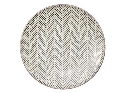 ТарелкаДекоративные тарелки<br>TOKYO – ведущая компания по производству посуды из фарфора и керамики. Особый дизайн и качественное исполнение делают ее востребованной и узнаваемой во всем мире.<br><br>Material: Фарфор