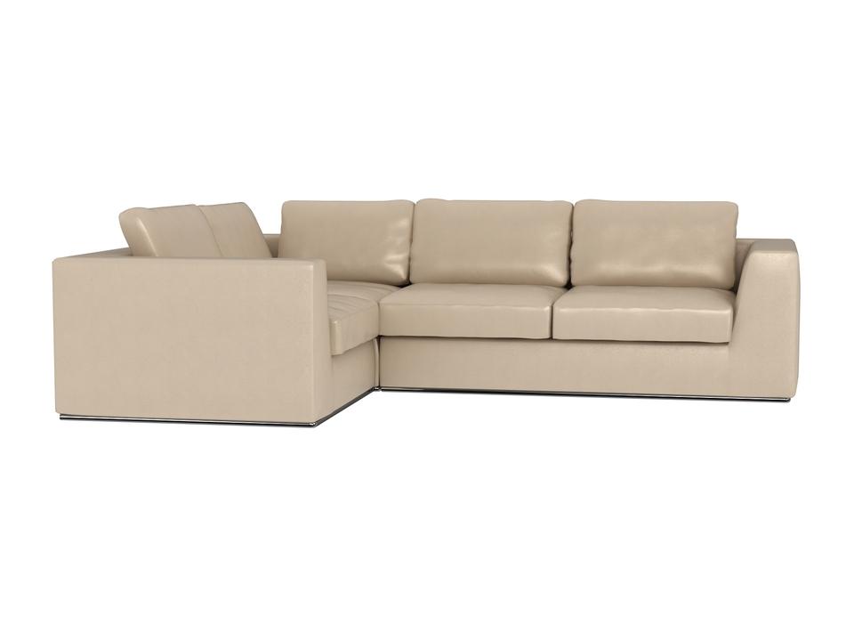 Раскладной  угловой диван IgarkaКожаные диваны<br>Угловой диван-кровать с механизмом трансформации на каждый день. Диван может быть выполнен с правым и левым расположением углового модуля.Размер спального места 184х133 см.Каркас: деревянный брус, фанера, МДФ.Подушки спинок: холофайбер.Подушки сидений: пенополиуретан.Обивка: экокожа.Механизм трансформации: Седафлекс.Основание механизма трансформации – тент и латы.Глубина сиденья: 77 см.Высота сиденья:45 см.Высота подлокотников: 59 см.<br><br>kit: None<br>gender: None