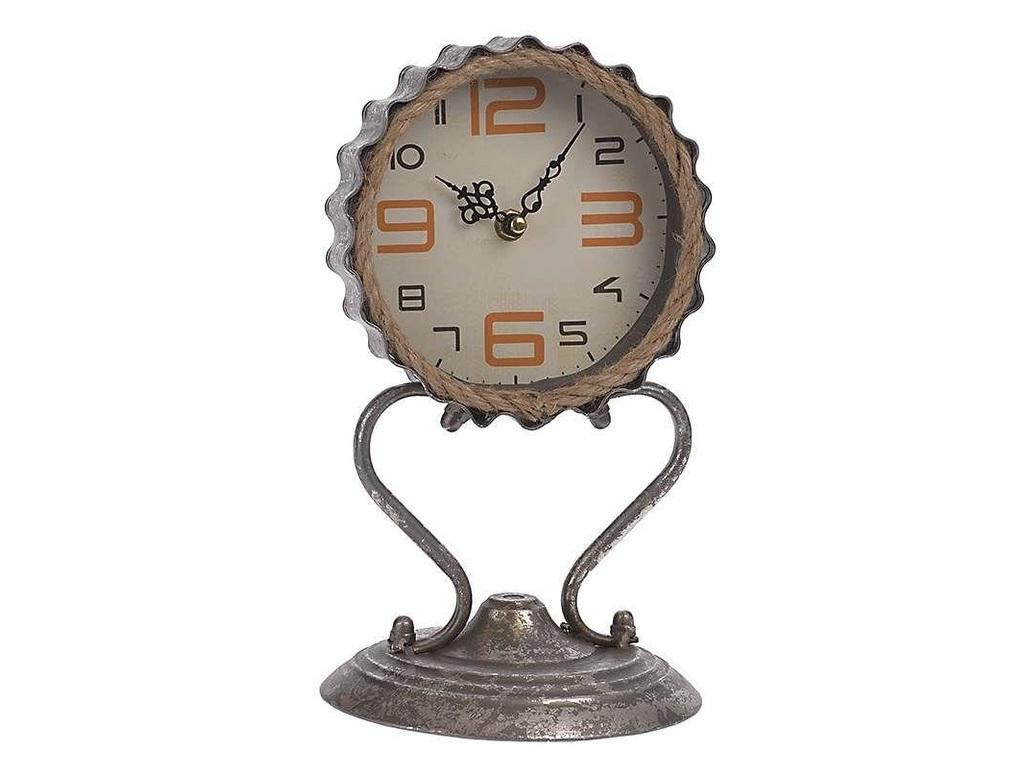 Часы настольные SwernНастольные часы<br>&amp;lt;div&amp;gt;Механизм: кварц&amp;lt;/div&amp;gt;&amp;lt;div&amp;gt;&amp;lt;/div&amp;gt;<br><br>Material: Металл<br>Width см: 16<br>Depth см: 16<br>Height см: 28