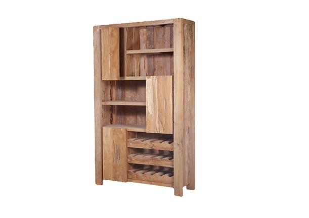 Шкаф MARCOVINOВинные шкафы<br>ROOMERS – это особенная коллекция, воплощение всего самого лучшего, модного и новаторского в мире дизайнерской мебели, предметов декора и стильных аксессуаров. Интерьерные решения от ROOMERS – всегда актуальны, более того, они - на острие моды. Коллекции ROOMERS тщательно отбираются и обновляются дважды в год специально для вас.&amp;lt;div&amp;gt;&amp;lt;br&amp;gt;&amp;lt;/div&amp;gt;&amp;lt;div&amp;gt;Материал: Массив тикового дерева&amp;lt;br&amp;gt;&amp;lt;/div&amp;gt;<br><br>Material: Дерево<br>Width см: 12/<br>Depth см: 37<br>Height см: 210