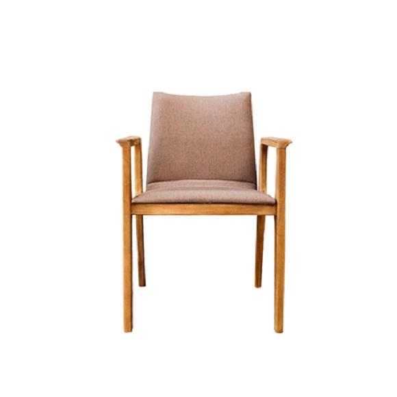 Стул СандикСтулья с подлокотниками<br>ROOMERS – это особенная коллекция, воплощение всего самого лучшего, модного и новаторского в мире дизайнерской мебели, предметов декора и стильных аксессуаров. Интерьерные решения от ROOMERS – всегда актуальны, более того, они - на острие моды. Коллекции ROOMERS тщательно отбираются и обновляются дважды в год специально для вас.<br><br>Material: Тик<br>Width см: 59<br>Depth см: 63<br>Height см: 84
