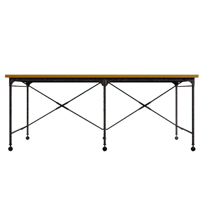 Стол IndustrialПисьменные столы<br><br><br>Material: Береза<br>Width см: 200<br>Depth см: 90<br>Height см: 80
