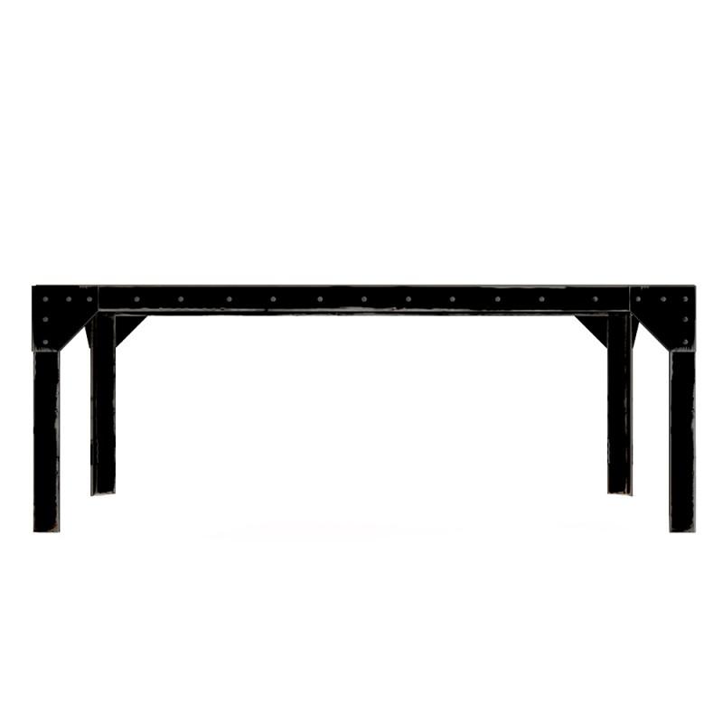 Стол IndustrialПисьменные столы<br><br><br>Material: Дуб<br>Width см: 200<br>Depth см: 80<br>Height см: 75